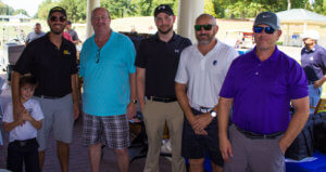 Meineke Golf Tournament: 3rd place team