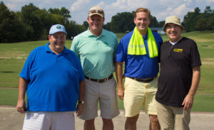 Meineke Golf Tournament: 1st place