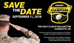 Meineke's 20th Tournament of Champions