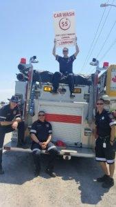 Cystic Fibrosis - Fire Truck